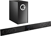 "Toshiba - 2.1-Channel Soundbar System with 6-1/2"" Wireless Subwoofer"