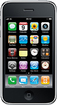 Apple - iPhone 3GS with 8GB Memory (Unlocked) - Black