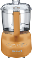 Cuisinart - Mini-Prep Plus 24-Oz Food Processor - Orange