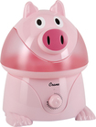 Crane - 1-Gal Ultrasonic Cool Mist Humidifier - Pig