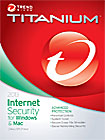 Titanium Internet Security (3-User) (1-Year Subscription)