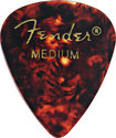 Fender - Medium Guitar Picks (12-Pack) - Shell