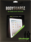 BodyGuardz - UltraTough Skin for Apple iPad 2 and iPad (3rd Generation) - Clear