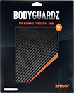 BodyGuardz - Armor Carbon Fiber Skin for Apple iPad 2 and iPad (3rd Generation) - Black