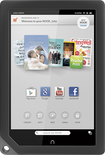 Barnes & Noble - NOOK HD+ Tablet with 32GB Memory - Slate