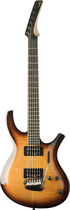 Parker - Maxx Fly PDF Series Radial Neck 6-String Full-Size Electric Guitar - Flame Honey Burst