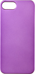 Rocketfish Mobile - Hard Shell Case for Apple iPhone 5 - Purple