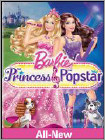 Barbie: The Princess & the Popstar - Widescreen Subtitle Dolby - DVD