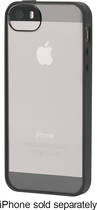 Griffin Technology - Reveal Case for Apple iPhone 5 - Black