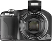 Nikon - Coolpix L610 16.0-Megapixel Digital Camera - Black
