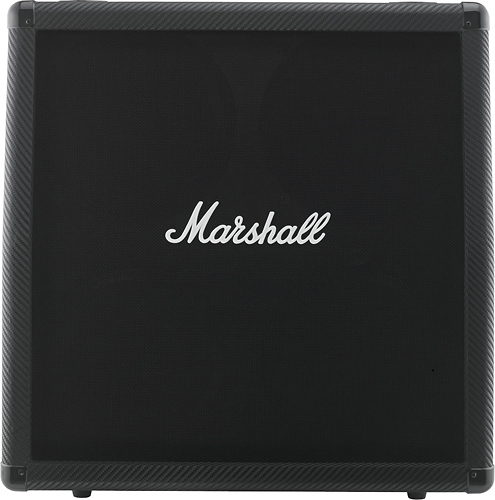 Marshall - 120W Straight Speaker Cabinet - Black