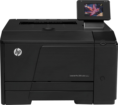 HP - LaserJet Pro M251nw Wireless Color Printer - Black
