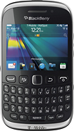 BlackBerry - Curve 9315 Mobile Phone - Black (T-Mobile)