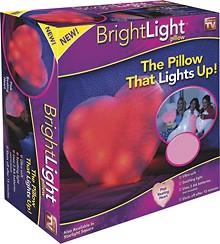 Bright Light Pillow - Lighted Pillow - BRTLTEH