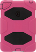 Griffin Technology - Survivor Case for Apple iPad mini - Pink/Black