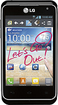 MetroPCS - LG Motion 4G No-Contract Mobile Phone - Black