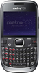 MetroPCS - Pinnacle 2 Mobile Phone - Black