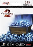 NCSOFT - Guild Wars 2 Gem Card ($25)