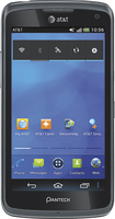 Pantech - Flex 4G Mobile Phone - Black (AT&T)