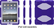 Griffin Technology - Survivor Case for Apple iPad 2nd, 3rd- and 4th-Generation - Purple