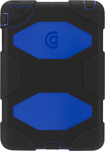 Griffin Technology - Survivor Case for Apple iPad mini - Black/Blue