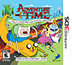 Adventure Time: Hey Ice King, Why'd You Steal Our Garbage? - Nintendo 3DS
