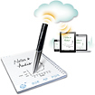 Livescribe - Sky 2GB Wi-Fi Smartpen