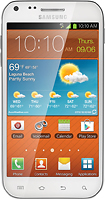 Boost Mobile - Samsung Galaxy S II 4G No-Contract Mobile Phone - White