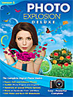 Photo Explosion Deluxe Version 5 - Windows