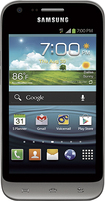 Samsung - Galaxy Victory 4G Mobile Phone - Black (Sprint)