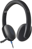Logitech - H540 On-Ear USB Headset