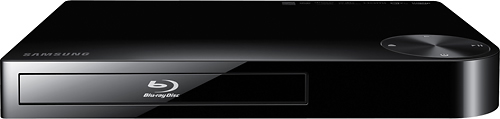 Samsung - Smart Wi-Fi Built-In Blu-ray Player