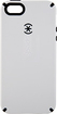 Speck - CandyShell Hard Shell Case for Apple iPhone 5 - White/Charcoal