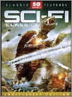 Sci Fi Classics: 50 Movie Pack [12 Discs] - Box - DVD