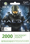 Microsoft - Halo 4: Xbox LIVE Map Pass with 2000 Microsoft Points