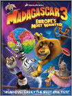 Madagascar 3: Europe'S Most Wanted - Widescreen Dubbed Subtitle - DVD