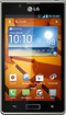 Boost Mobile - LG Venice No-Contract Mobile Phone - Black