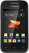 Boost Mobile - Samsung Galaxy Rush No-Contract Mobile Phone - Black