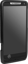 Rocketfish - Case for Motorola DROID RAZR M Mobile Phones - Black