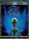 Secret of the Wings - Blu-ray 3D