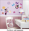 RoomMates - Minnie Bowtique Wall Decals