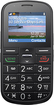 TRACFONE - Alcatel 382G No-Contract Mobile Phone - Black
