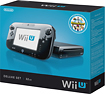 Nintendo - Wii U Console Deluxe Set with Nintendo Land