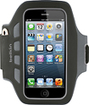 Belkin - EaseFit Plus Armband for Apple iPhone 5 - Black
