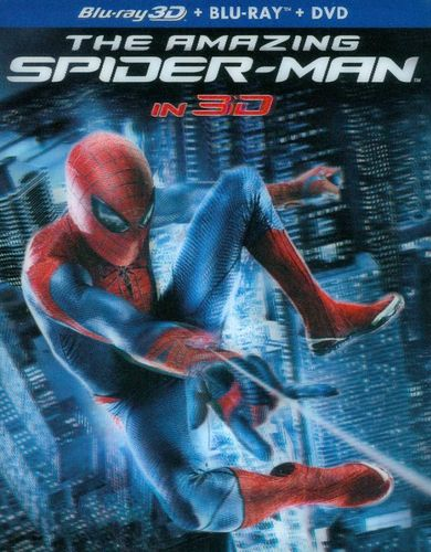 The Amazing Spider-Man (Blu-ray 3D) (Boxed Set) (Ultraviolet Digital Copy)