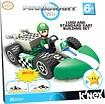 K'NEX - Mario Kart Wii Luigi and Standard Kart Building Set