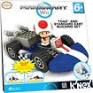 K'NEX - Mario Kart Wii Toad and Standard Kart Building Set