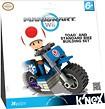 K'NEX - Mario Kart Wii Toad and Standard Bike Building Set
