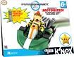 K'NEX - Mario Kart Wii Bowser's Motorized Standard Kart Building Set