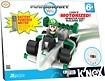 K'NEX - Mario Kart Wii Luigi's Motorized Sprinter Kart Building Set